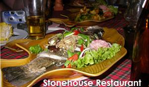 Stonehouse Restaurant - Panviman