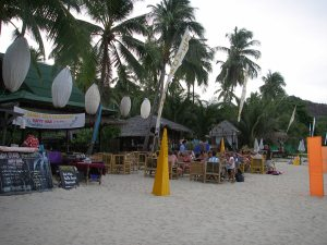 Beachclub -Baan Panburi